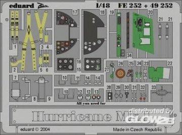 Hurricane Mk.I · EDU FE252 ·  Eduard · 1:48