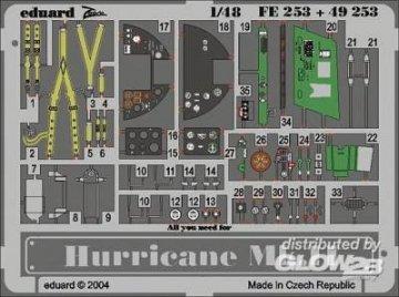 Hurricane Mk.II · EDU FE253 ·  Eduard · 1:48