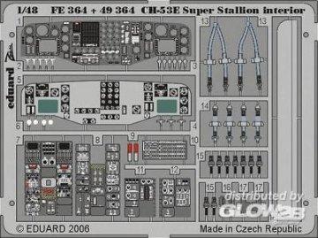 CH-53E Super Stallion - Interior [Academy] · EDU FE364 ·  Eduard · 1:48