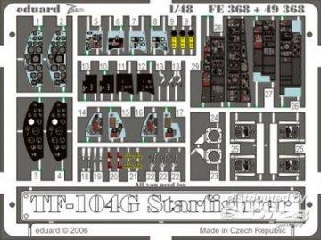 TF-104G Starfighter [Hasegawa] · EDU FE368 ·  Eduard · 1:48