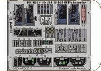 F-16l SUFA interior S.A. for Hasegawa · EDU FE484 ·  Eduard · 1:48