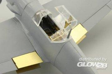 Messerschmitt Bf 109 F-2 S.A. [Zvezda] · EDU FE508 ·  Eduard · 1:48