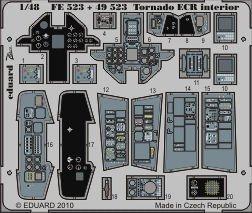 Tornado ECR - Interior S.A. [HobbyBoss] · EDU FE523 ·  Eduard · 1:48