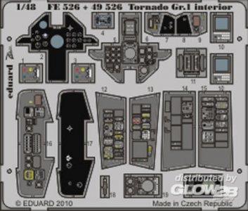 Tornado Gr.1 - Interior S.A. [HobbyBoss] · EDU FE526 ·  Eduard · 1:48