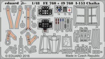 I-153 Chaika [ICM] · EDU FE760 ·  Eduard · 1:48