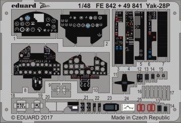 Yak-28P [Bobcat Models] · EDU FE842 ·  Eduard · 1:48