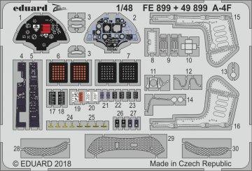A-4F Sky Hawk [HobbyBoss] · EDU FE899 ·  Eduard · 1:48