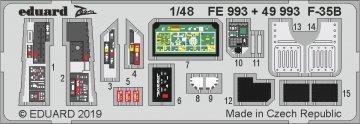 F-35B [Kitty Hawk] · EDU FE993 ·  Eduard · 1:48