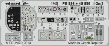 II-2m3 [Tamiya] · EDU FE996 ·  Eduard · 1:48