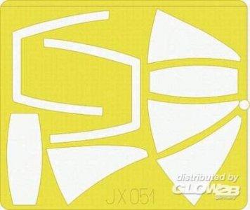 A-7E Corsair II [Trumpeter] · EDU JX051 ·  Eduard · 1:32