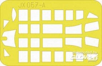 SBD-1/2 Dauntless · EDU JX057 ·  Eduard · 1:32