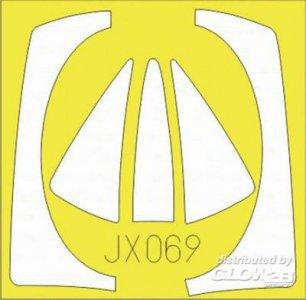 F-100D Super Sabre [Trumpeter] · EDU JX069 ·  Eduard · 1:32