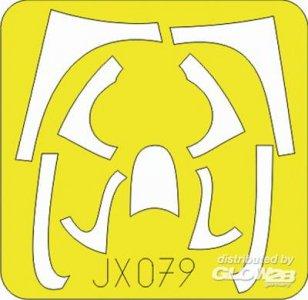 F8F-1 Bearcat [Trumpeter] · EDU JX079 ·  Eduard · 1:32