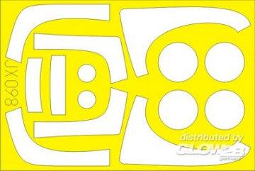 EF 2000B Double Seater [Revell] · EDU JX098 ·  Eduard · 1:32