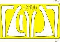 F/A-18E für Trumpeter · EDU JX106 ·  Eduard · 1:32