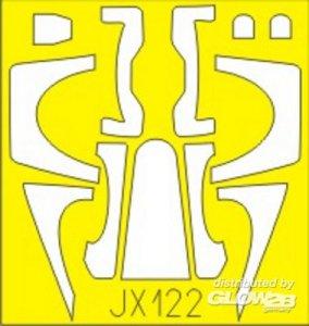 Su-25 Frogfoot A [Trumpeter] · EDU JX122 ·  Eduard · 1:32