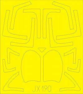 A-6E/TRAM INTRUDER [Trumpeter] · EDU JX190 ·  Eduard · 1:32