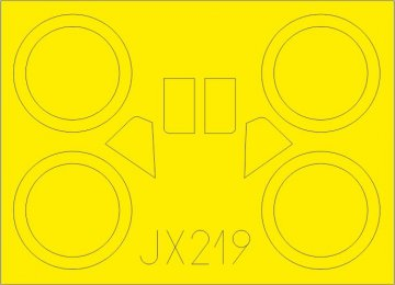 I-153 Chaika [ICM] · EDU JX219 ·  Eduard · 1:32