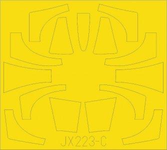 Starfighter TF-104G - TFace [Italeri] · EDU JX223 ·  Eduard · 1:32