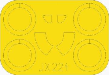 I-16 Type 29 [ICM] · EDU JX224 ·  Eduard · 1:32