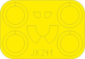 I-16 Type 10 [ICM] · EDU JX241 ·  Eduard · 1:32