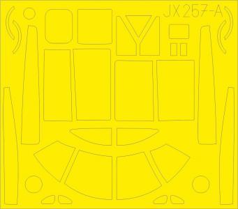 A-26B Invader - TFace [HobbyBoss] · EDU JX257 ·  Eduard · 1:32