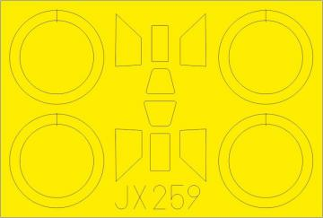 PZL P.11c [IBG] · EDU JX259 ·  Eduard · 1:32