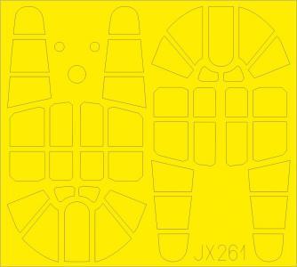 P-40E War Hawk - TFace [Trumpeter] · EDU JX261 ·  Eduard · 1:32