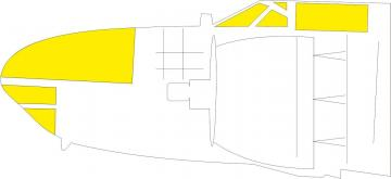 A-26C Invader - TFace [HobbyBoss] · EDU JX272 ·  Eduard · 1:32