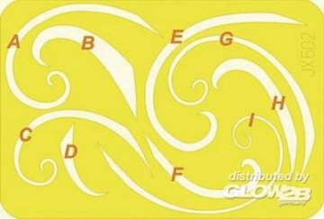 Spinner Spiralen · EDU JX502 ·  Eduard · 1:32