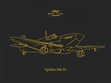 Spitfire Mk.IX  Royal Class · EDU R0008 ·  Eduard · 1:48