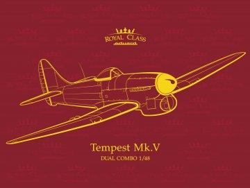 Tempest MK.V - Royal class · EDU R0018 ·  Eduard · 1:48