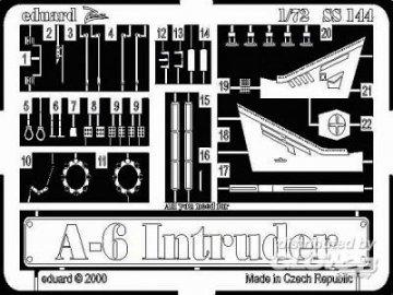 A-6 Intruder · EDU SS144 ·  Eduard · 1:72