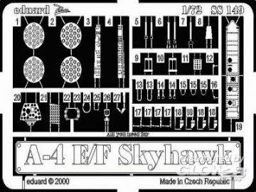 A-4 E/F Skyhawk · EDU SS149 ·  Eduard · 1:72