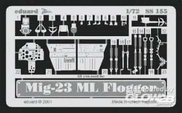 MiG-23 ML Flogger · EDU SS155 ·  Eduard · 1:72