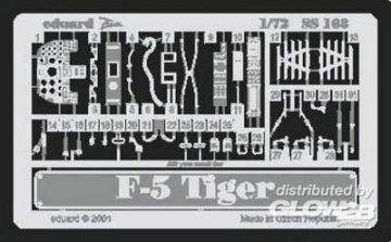 F-5E Tiger II · EDU SS168 ·  Eduard · 1:72