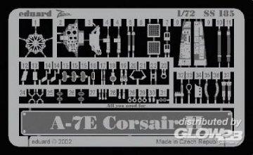 A-7E Corsair II · EDU SS185 ·  Eduard · 1:72