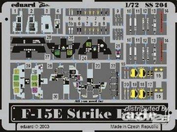 F-15E Strike Eagle · EDU SS204 ·  Eduard · 1:72