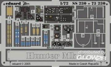 Hunter Mk.6 [Revell] · EDU SS230 ·  Eduard · 1:72