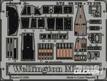 Wellington Mk.III S.A. [Trumpeter] · EDU SS320 ·  Eduard · 1:72