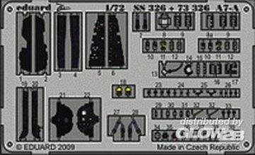 A-7A Für Hobby Boss Bausatz · EDU SS326 ·  Eduard · 1:72