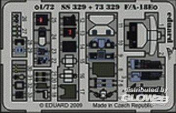 F/A-18E Für Revell Bausatz · EDU SS329 ·  Eduard · 1:72