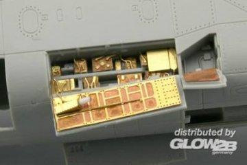 A-7 avionics Hobby Boss · EDU SS338 ·  Eduard · 1:72