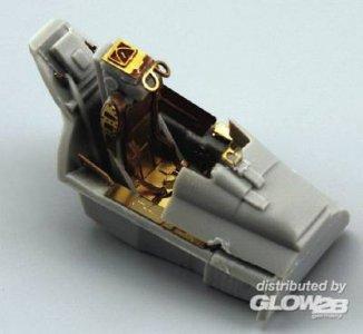 BAC Lightning F.1A self adhesive für Trumpeter Bausatz · EDU SS340 ·  Eduard · 1:72