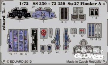 Su-27 Flanker A S.A. [ICM] · EDU SS350 ·  Eduard · 1:72
