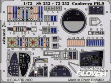 Canberra PR.9 S.A. [Airfix] · EDU SS352 ·  Eduard · 1:72