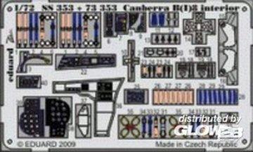 Canberra B(I)8 S.A. interior S.A. (AIR) · EDU SS353 ·  Eduard · 1:72