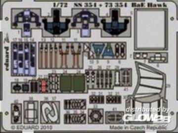 BAe Hawk S.A. [Airfix] · EDU SS354 ·  Eduard · 1:72