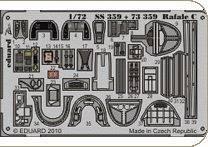 Rafale C [HobbyBoss] · EDU SS359 ·  Eduard · 1:72