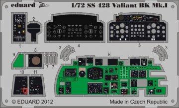 Valiant BK.MK.I - Interior S.A. [Airfix] · EDU SS428 ·  Eduard · 1:72